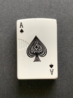 Used Playing card Butane Lighter in Dubai, UAE