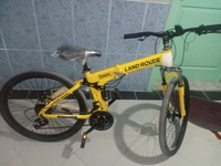 Used Yellow color land Rover bike for sale in Dubai, UAE