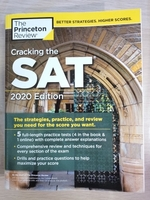 Used The Princeton Review: SAT BOOK 2020 in Dubai, UAE