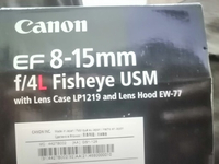 Used Cannon Lens only  4000aed in Dubai, UAE