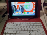 Used Lenovo Tablet with free keyboard in Dubai, UAE