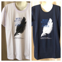 Used 2 print T-Shirts size 2XL in Dubai, UAE