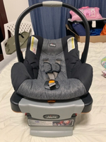 Used Chicco Keyfit 30 car seat in Dubai, UAE