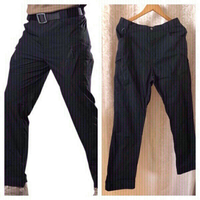 Used Loose cargo multi pockets trousers 3XL in Dubai, UAE
