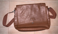 Used Men's shoulder laptop bag  in Dubai, UAE
