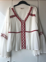Used Boho Blouse  in Dubai, UAE