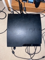 Used Ps3 slim 320 gb hacked in Dubai, UAE