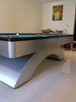 Used Victorian style pool table for sale in Dubai, UAE