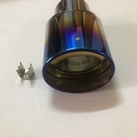 Used Universal colorful exhaust pipe (new) in Dubai, UAE