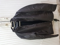 Used Mens  pU leather 2xl size in Dubai, UAE