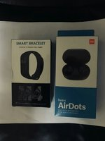 Used Bundle offer m4 band and xiaomi airdots in Dubai, UAE