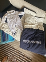 Used Armany branded baby set  in Dubai, UAE