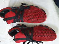 Used Trend air cushion  shoes  red 45 sizes《》 in Dubai, UAE