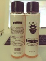 Used Mokeru Beard Oil 2 pcs in Dubai, UAE