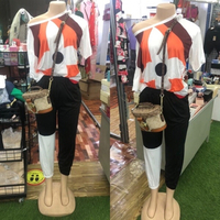 Used shirt and pant only 1set for ladies  in Dubai, UAE