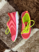 Used Neon pink Sports Shoes size 38  in Dubai, UAE