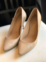 Used Aldo nude shoes in Dubai, UAE