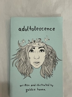 Used Adultolescence by Gabbie Hanna  in Dubai, UAE
