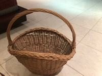 Used Basket with handle.  in Dubai, UAE