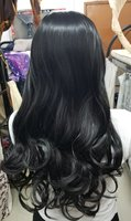 Used Thick wave middle parl wig in Dubai, UAE