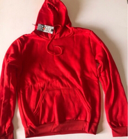 Used  Red new hoodie size medium  in Dubai, UAE