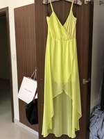 Used Bebe maxi dress in Dubai, UAE