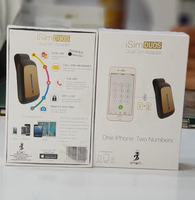 Used ISIMDUOS IPHONE DUAL SIM ADAPTER in Dubai, UAE