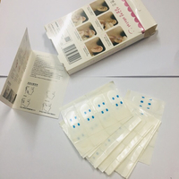 Used Face lift tapes New in box (44pcs) ✨ in Dubai, UAE