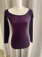 Used Velvet top from garage size dd in Dubai, UAE