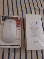 Used Get pro 4 Airpods FREE  Bluetooth Mouse in Dubai, UAE