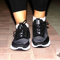 Used Sports Shoes black-women comfortable new in Dubai, UAE