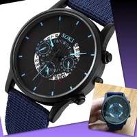 Used RETRO SPORT STYLE MENS QUARTZ WATCH  in Dubai, UAE