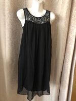 Used Lace black dress size EU 36 / UK 8 in Dubai, UAE