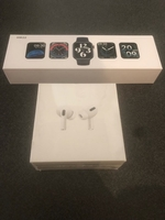 Used Combo Offer! Smart watch & AirPods Pro in Dubai, UAE