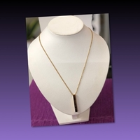 Used NEVER GIVE UP STATEMENT NECKLACE in Dubai, UAE