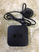 Used Apple TV 2nd generation without remote  in Dubai, UAE