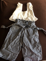 Used Toddler girl top and pants set size 3-4  in Dubai, UAE