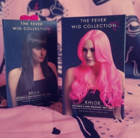 Used The Fever wig collection in Dubai, UAE