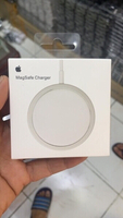 Used 2pcMagSafe Charger Magnetic Wireless Pad in Dubai, UAE