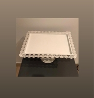 Used Metal serving tray  in Dubai, UAE