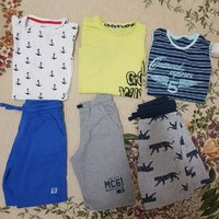 Used Zara, HM clothes for 6 yrs old in Dubai, UAE