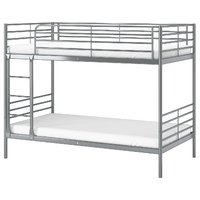 Used IKEA Bunk Bed with Mattress! HOT PRICE!! in Dubai, UAE