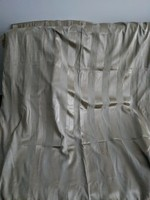 Used Curtains with lining, set of 2 pcs in Dubai, UAE