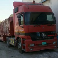 Used Mercedes Actross 1843 (Model 2002) in Dubai, UAE