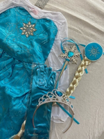 Used Frozen dress 👗  in Dubai, UAE