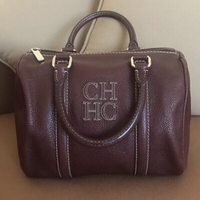 Used Authentic Carolina Herrera Handbag in Dubai, UAE