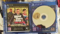 Used GTA V For ps4 with map in Dubai, UAE