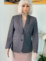 Used Sacoor Classic Slim Fit Blazer Women L  in Dubai, UAE