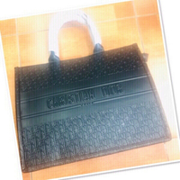 Used Dior Large Book Tote/ black  ♥️ in Dubai, UAE