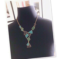 Used Gold Plated Necklace ♥️ in Dubai, UAE